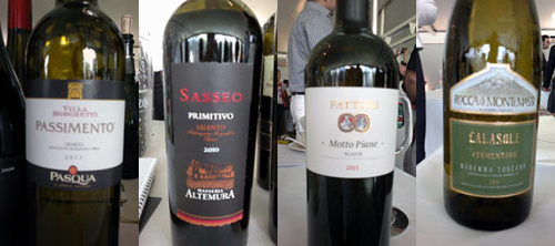 Definitive Italian Wine Tasting