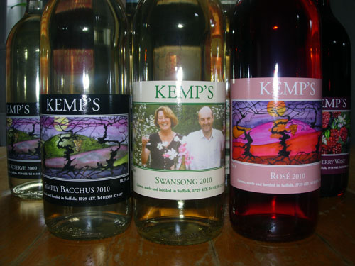 Kemps Wines