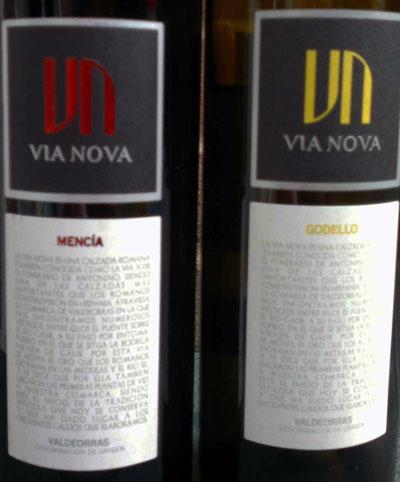 Via Nova wines