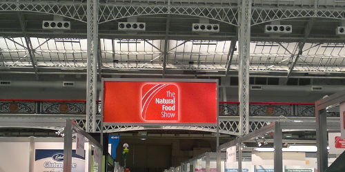 The Natural Food Show 2013